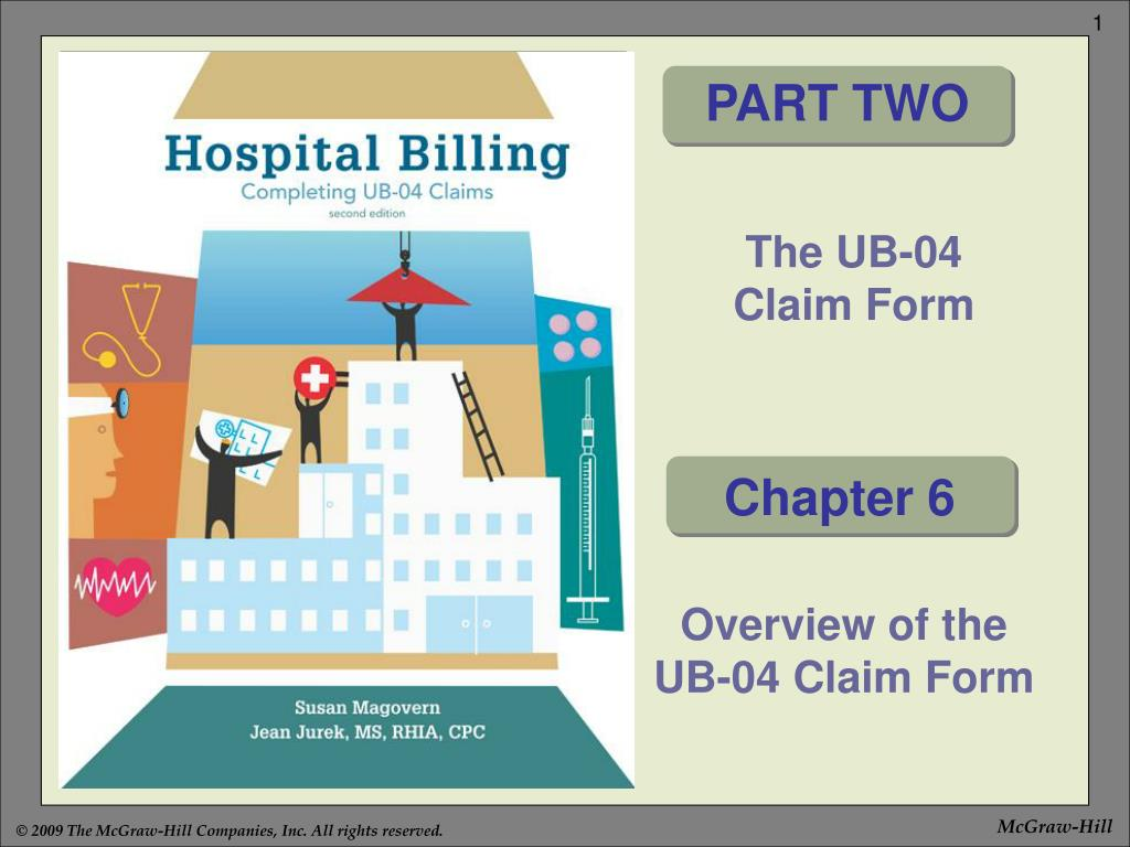 Ppt The Ub 04 Claim Form Powerpoint Presentation Free Download Id 4527711