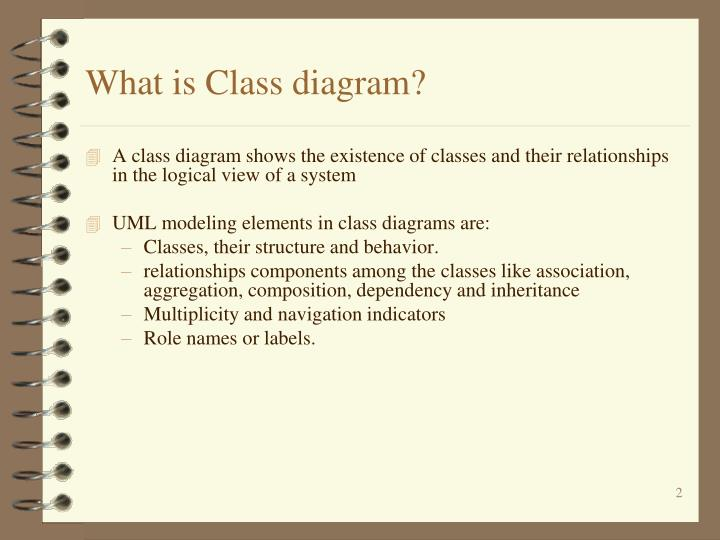 Ppt lab 04 powerpoint presentation id4528238 what is class diagram ccuart Images
