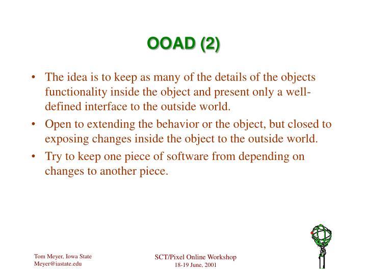 OOAD (2)
