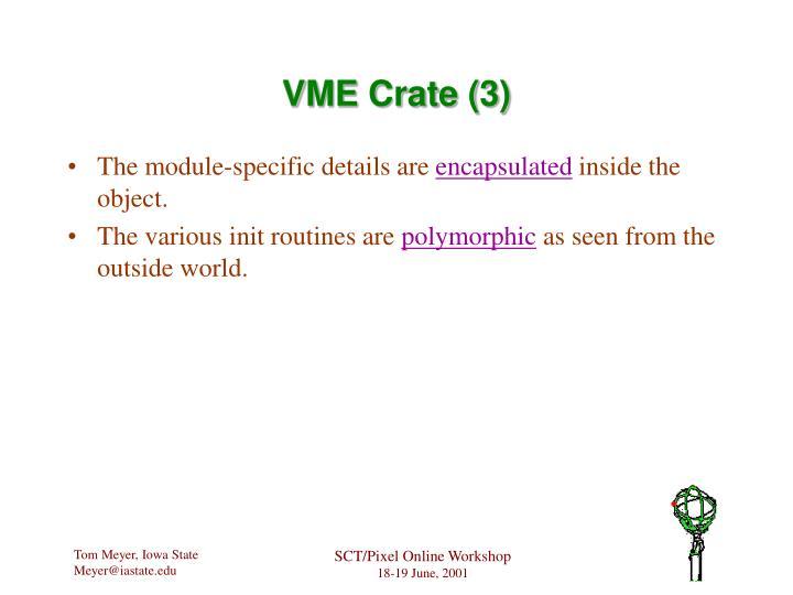 VME Crate (3)