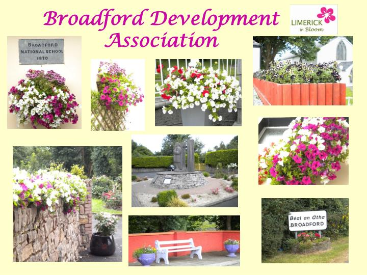Broadford Development Association