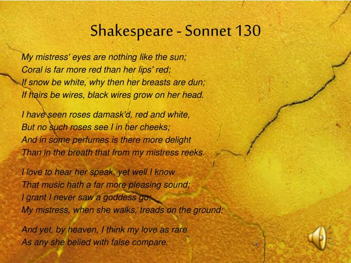 an overview and critique of the shakespeares sonnet number 126 Shakespeare's sonnets are poems that william shakespeare wrote on a variety of themes when discussing or referring to shakespeare's sonnets, it is almost always a reference to the 154 sonnets that were first published all together in a quarto in 1609 however there are six additional sonnets that shakespeare wrote and included in the plays romeo and juliet, henry v and love's labour's lost.
