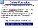 galaxy formation1