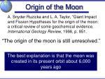 origin of the moon3