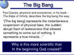 the big bang3