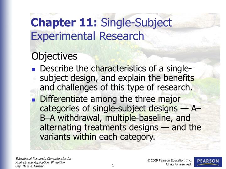 the characteristics of four major research methods experimental research descriptive research correl What are the different major types of research to illustrate the different types of designs  purchase a printed copy of the research methods knowledge.