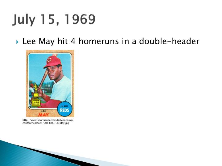July 15, 1969