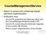 coursemanagementservice