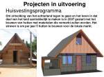 projecten in uitvoering1