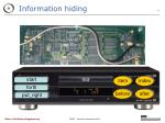 information hiding3