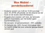 max mobiel pendelbusdienst2