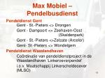 max mobiel pendelbusdienst3