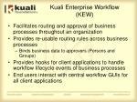 kuali enterprise workflow kew