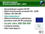 opera n program ivotn prost ed 2007 20131