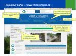 projektov port l www vodavkrajine cz