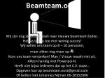 beamteam oost1