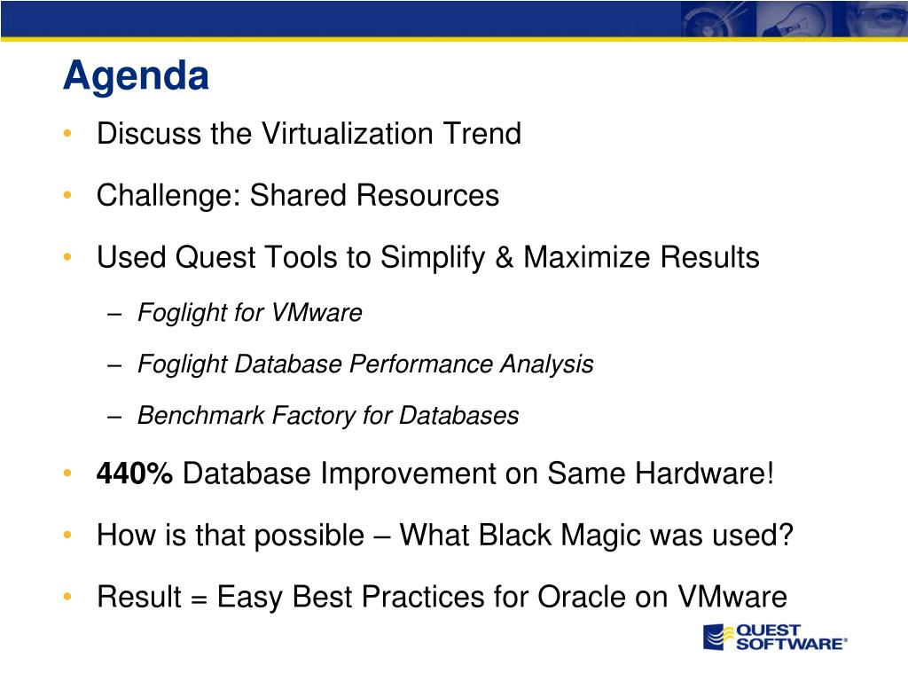 PPT - Optimize Oracle on VMware PowerPoint Presentation - ID