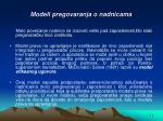 modeli pregovaranja o nadnicama1