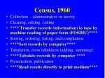 census 1960
