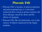 pluronic f68