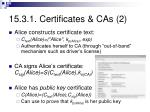 15 3 1 certificates cas 2