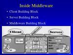 inside middleware