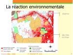 la r action environnementale