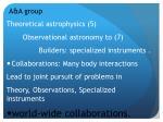 a a group