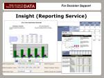insight reporting service