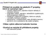 sout it projekt roku