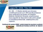 legea 95 2006 titlul xiii12