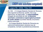 legea 95 2006 titlul xiii16