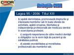 legea 95 2006 titlul xiii18