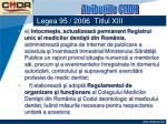 legea 95 2006 titlul xiii19
