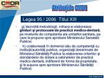 legea 95 2006 titlul xiii20