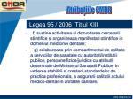 legea 95 2006 titlul xiii32