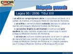 legea 95 2006 titlul xiii42