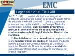 legea 95 2006 titlul xiii45