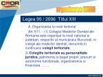 legea 95 2006 titlul xiii46