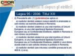 legea 95 2006 titlul xiii5