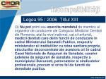 legea 95 2006 titlul xiii51