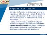 legea 95 2006 titlul xiii57