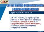 legea 95 2006 titlul xiii6