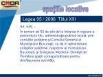 legea 95 2006 titlul xiii72