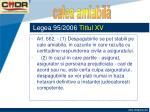 legea 95 2006 titlul xv18