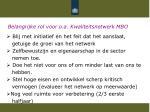 belangrijke rol voor o a kwaliteitsnetwerk mbo