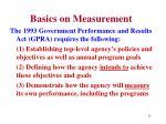 basics on measurement2