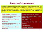 basics on measurement6