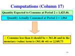 computations column 172