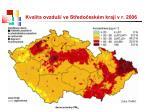 kvalita ovzdu ve st edo esk m kraji v r 2006
